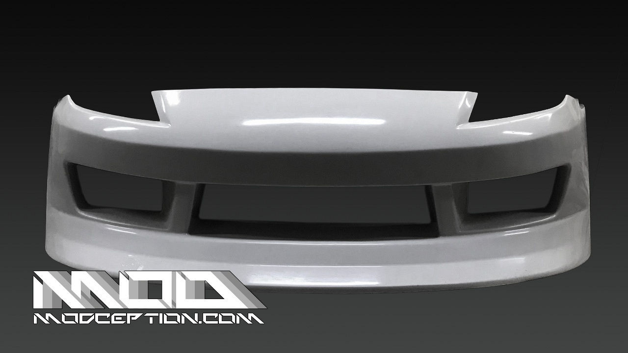 RX8 Modception Front Bumper