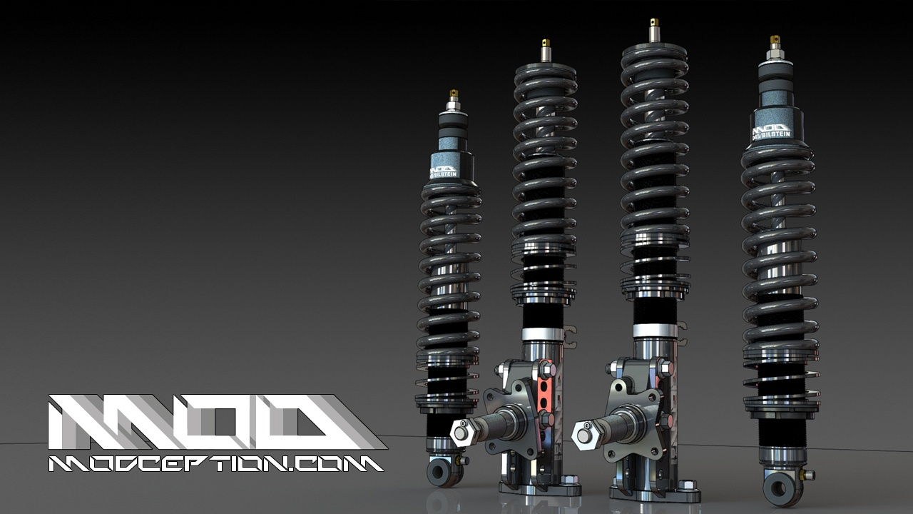 Ultimate coilover kit